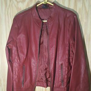 Rue21 Jackets & Coats - Faux leather jacket